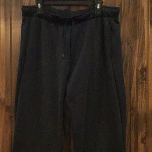Nike loose fit fleece pants
